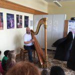 Das Meisterstück - die Harfe